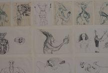 SUBASTA DE ARTE                      / viernes 15 de noviembre a las 19 horas en Artistas del Acero.   Dibujos, pinturas, collage y esculturas de Gustavo Molina.  Fotografía de Nicolás Villamán.