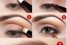 Maquillaje / Intento maquillaje