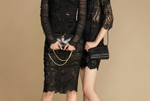 Dolce & Gabbana Summer 2016 'Black Sicily' Women Collection