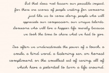 quotes / by Jasmine Smith