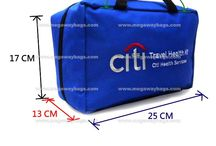 Medical Pharma Red Cross First Aids Emergency Travel Bags Megaway MegawayBags