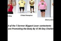 Biggest Loser Contestants Now With Body By Vi wwwflab2fabin90days.com / What Happens after the show? Some Contestants have joined the ViSalus Body By Vi 90 Day Challenge to further increase their Weight Loss Results or became Promoters of the Challenge go to www.flab2fabin90days.com for more info