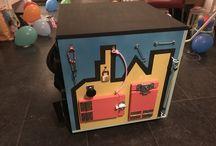 Activity board / box