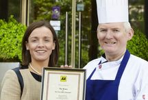 The Bistro @ The Tower Hotel wins AA Rosette / Tower Hotel Bistro Restaurant Awarded Prestigious AA Rosette  The Tower Hotel's 'Bistro Restaurant' has been awarded a prestigious AA Rosette for culinary excellence. This exclusive award is only given to restaurants that display very high standards and show consistency and attention to detail combined with world-class ingredients and customer service.   for further details see www.towerhotelwaterford.com.     / by Tower Hotel & Leisure Centre