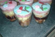 Taarten cupcakes en andere lekkere dingen