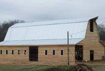 CF Barn Exterior