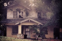 Abandoned. ....Board #3 / by Ginger G.