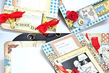 Lovely albums/Mini books