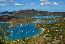 Destino: Caraíbas / Inspiração para viajar nas Caraíbas, com dicas de viagens, os melhores destinos e ideias sobre o que visitar nas Caraíbas.