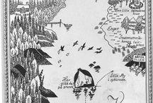 Maps- illustrated