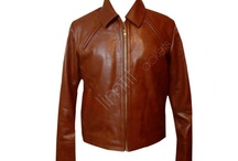 Inception Arthur Leather Jacket