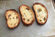 Italian Bruschetta / Italian Bruschetta - using a griddle or toasted in the oven.