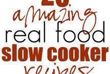Slow cooker / Chicken
