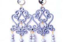 Bijoux Earrings Jewelry  / Handmade Shoponline Madeinitaly