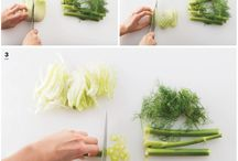 "Recipe Ideas: Fennel / Each week I play ""What's this Wednesday"" with my community.  We share our favourite ways to eat a healthy food - because we all could use some kitchen inspiration! #recipes for #fennel Join us: http://KristenYarker.com"