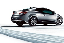 Kia Forte Koup / It's designed to grab the road and everyone's attention.