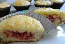 cupcake salgado