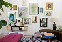 Gallery Art Walls / by Anna Wunderlich