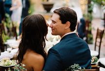 Maddie and Chris- 7/28/17 / Vendor Credits: Photography - @the_hearts_haven Venue - @franciscangardens Catering - @24carrotscatering Coordination and Entertainment - @greenhousedjs Farm Tables - @kellercustomrentals