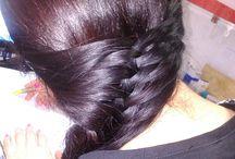 saç şekilleri / #hair #style #örgüsaç #saç #saçmodelleri