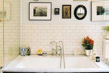 Bathroom Ideas / by Amy Tilton