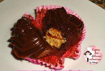 Cupcakes , receitas do blog