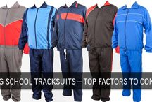 tracksuits manufactures