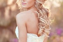 Bridal Hair Styles / Hair inspirations for a woman's special day