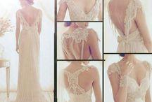 Dani casamiento vestidos