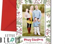 Christmas party invitations and Christmas Cards