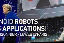 Robotics / Cool stuff happenning in the world of robotics