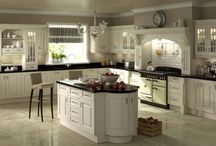 Denton Ivory / Classic and elegant, warm and inviting.  Prices from £7.49.