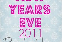 new years wve / by Tricia Drake