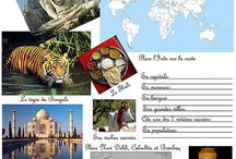 Inde - Fiches d'informations
