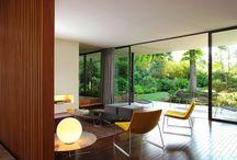 Mid Century - interiors