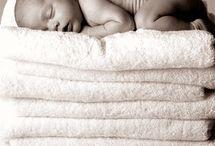 Fotografía - Recien Nacidos y Bebes / by Lucrecia Fernández