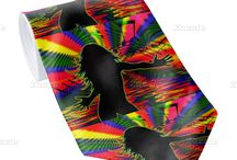 Glow In The Dark Clothing / Glow in the dark clothing, neon colors, club wear, party wear
