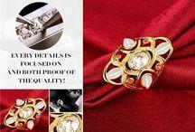Ein Schmuckstück Damen Ring Opal Zirkonia AAA+7,5 G Gr 56 (17,8 mm Ø)  19,99 Euro VB