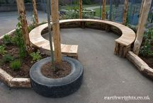 school playground outdoor area