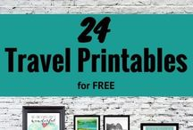 Free Printables / A collection of free printables frames, to decor your house with a zero budget!