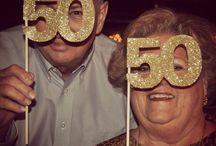 50. yıldönümü partileri