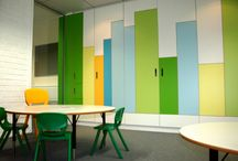 Commercial Interiors / Ideas for commercial offices, schools, etc.