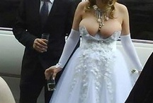 Wedding What NOT To Wear / Seriously.  Don't do it! / by Couture Closet