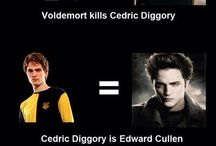 Harry Potter memes / Harry Potter and Fantastic beasts