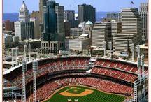 Stadiums/Arenas Visited