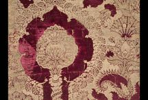 Renaissance Textiles / Our permanent collection counts hundreds of samples of Renaissance silks and wools.
