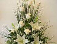 arranjos florais diversos