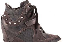 Sneakers wedge
