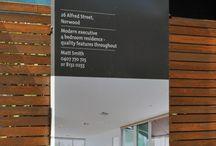 Exhibitor banner