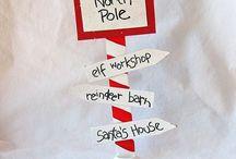 Santa's Village party ideas